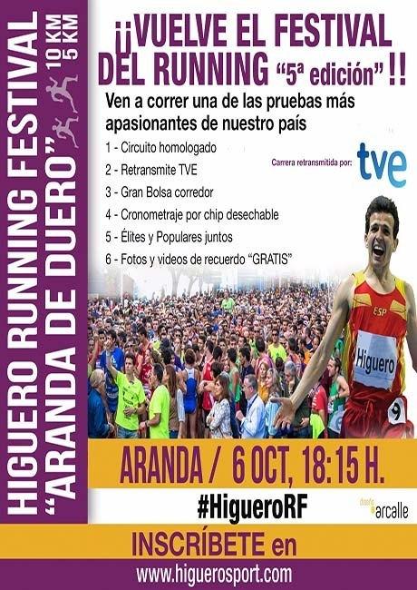 Higuero Running Festival 2018