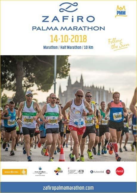 Zafiro Palma Marathon 2018