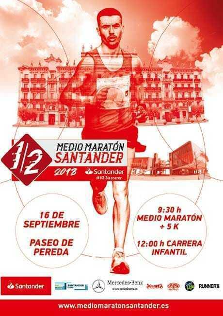 Medio Maratón Santander 2018