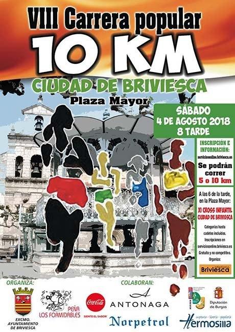 10 Km Ciudad de Briviesca