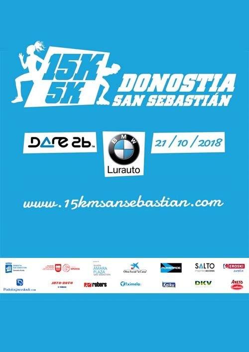 Clásica 15K Donostia San Sebastian