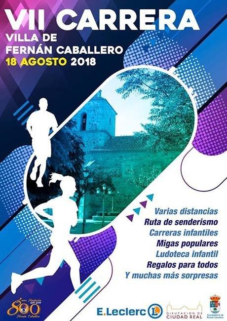 Carrera Villa Fernán Caballero 2018r