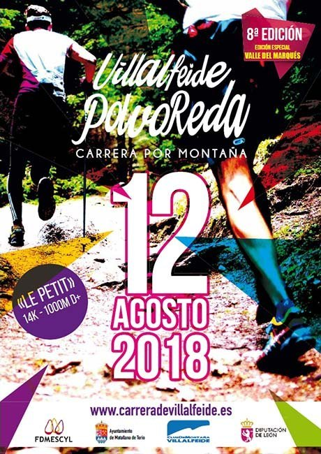 Carrera Por Montaña Villalfeide Polvoreda 2018