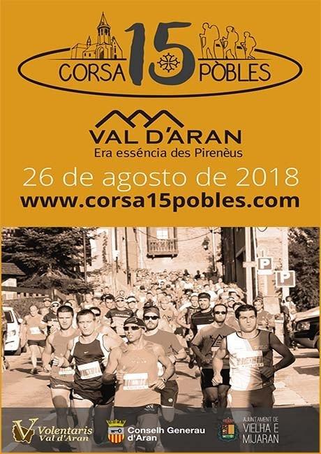 Corsa Des 15 Pobles 2018