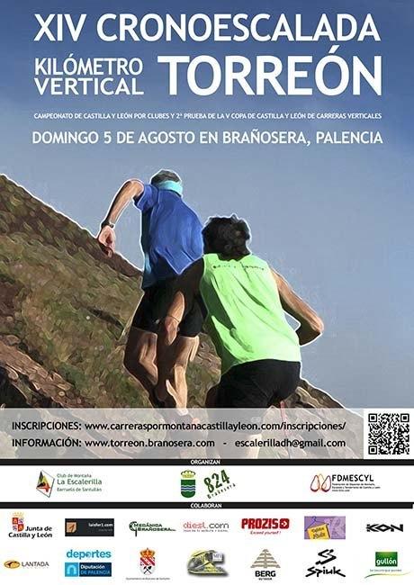 Cronoescalada Kilómetro Vertical Torreón 2018