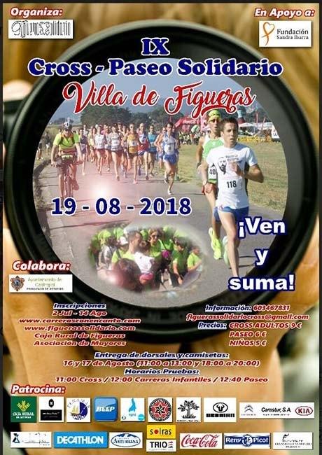 Cross Solidario Villa de Figueras 2018