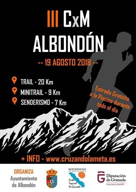 CxM Albondón 2018