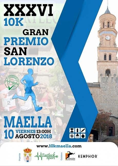 10K Gran Premio San Lorenzo 2018