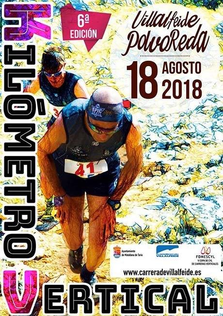 Kilómetro Vertical Villalfeide Polvoreda 2018