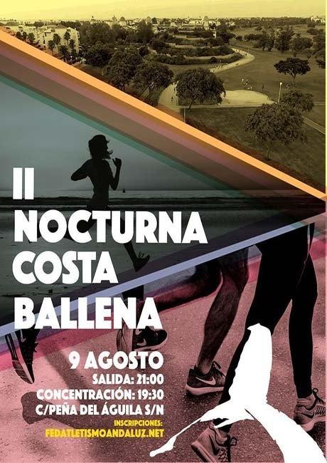 Carrera Nocturna Costa Ballena 2018