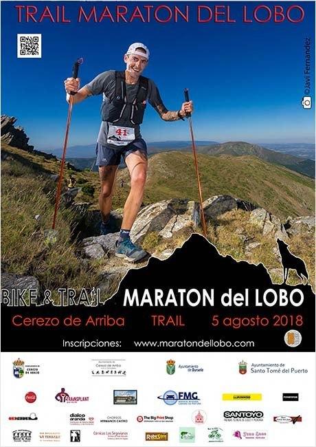Tráil Maratón del Lobo 2018