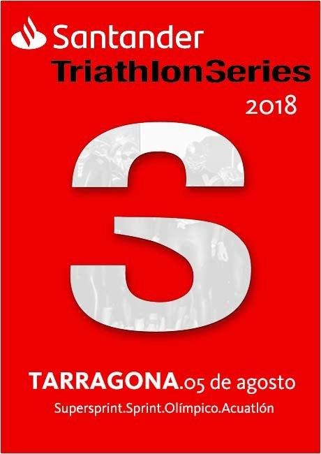Santander Triathlon Series Tarragona 2018