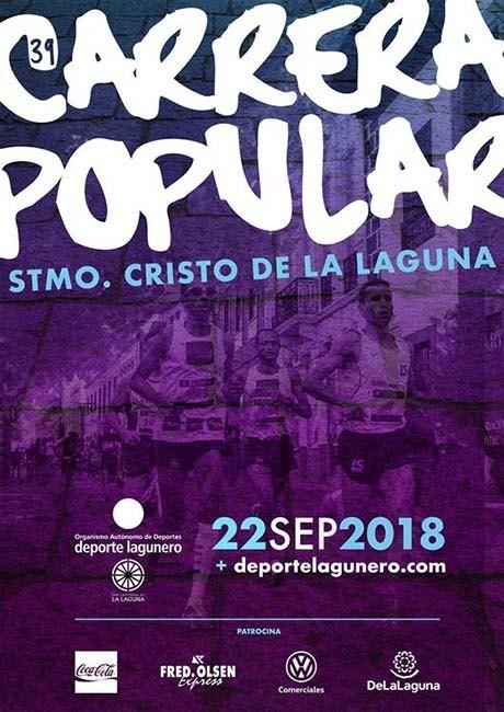 Carrera Popular Cristo de la Laguna 2018