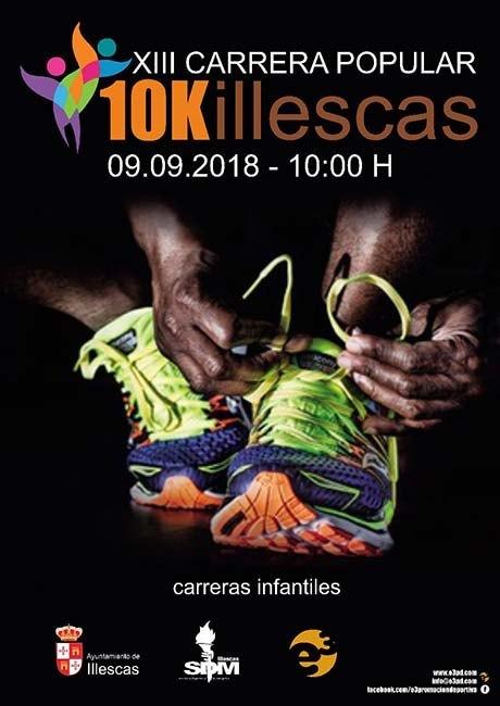 Carrera Populera 10K VIlla de Illescas 2018