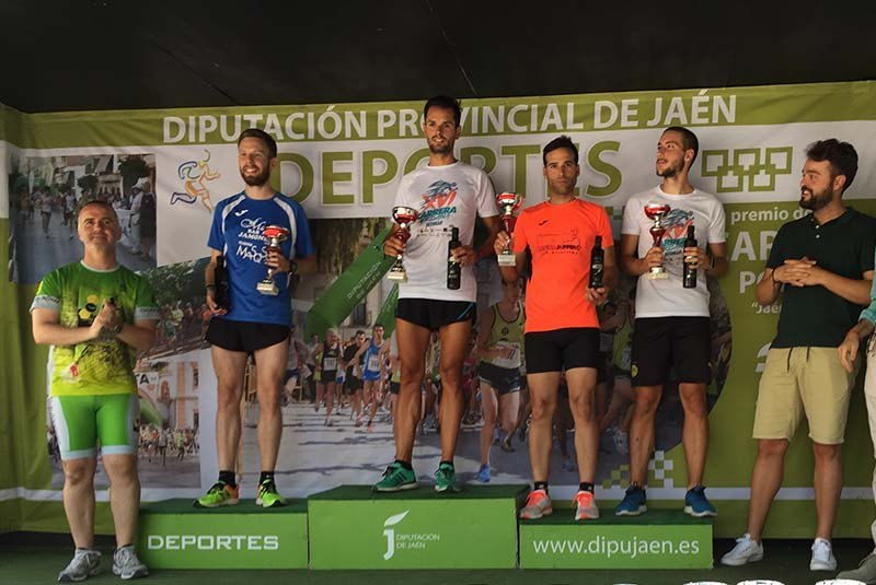 Carrera Popular de Bedmar 2018