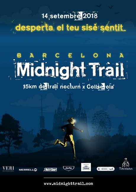 Midnight Trail Barcelona 2018