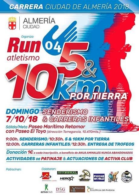 Run04 Ciudad de Almería 2018