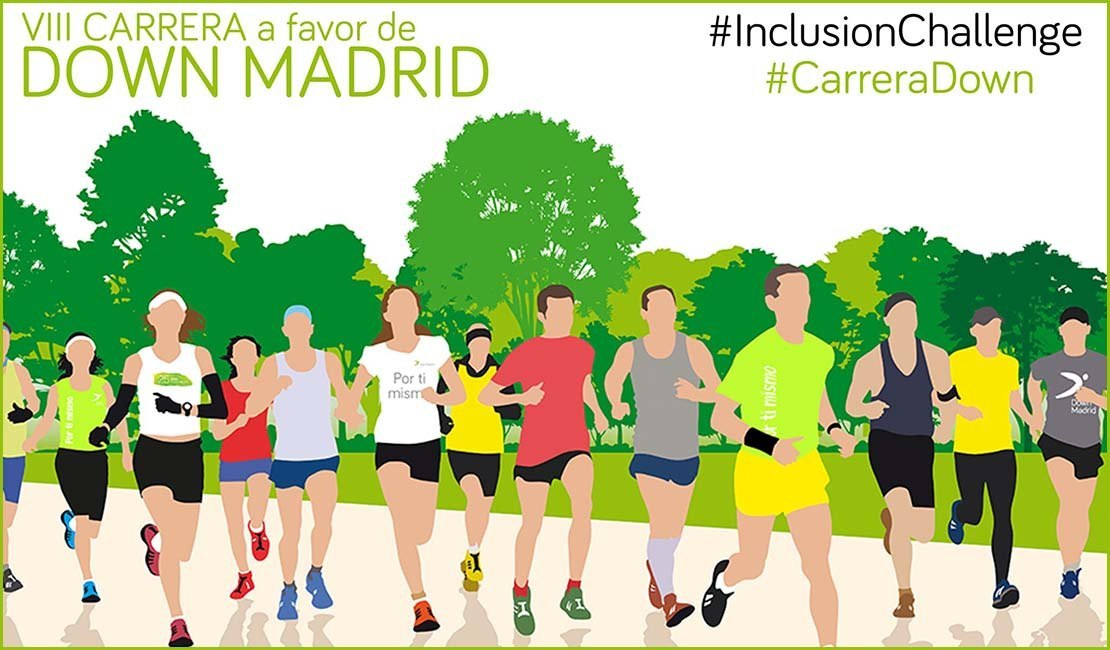 Carrera Down Madrid 2018