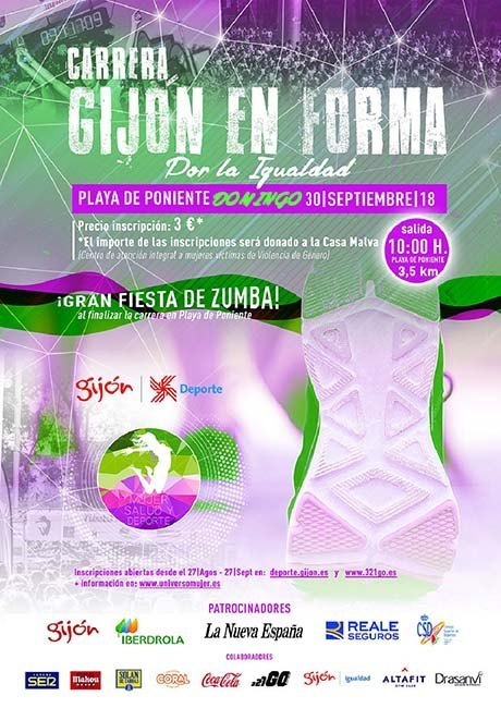 Gijón En Forma