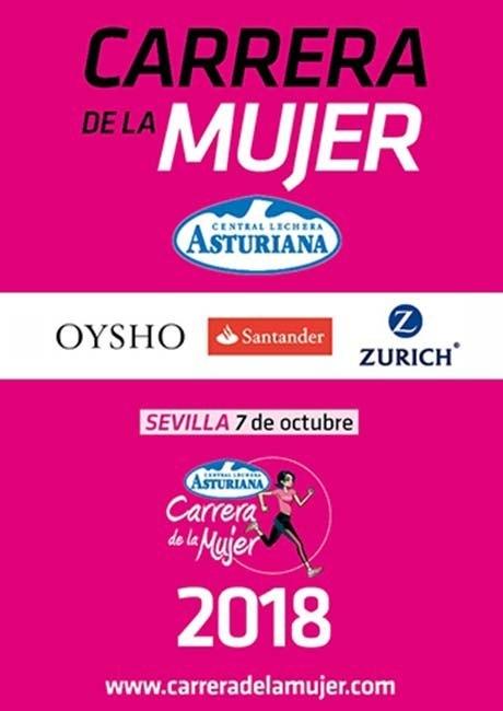 Carrera de la Mujer de Sevilla 2018
