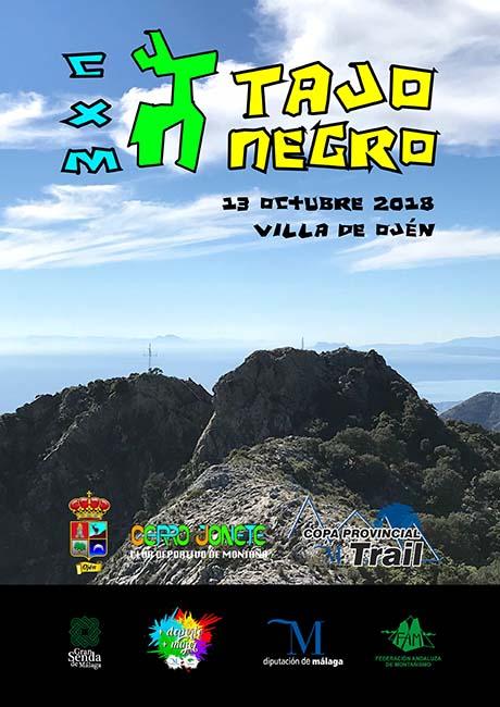 CxM Tajo Negro 2018