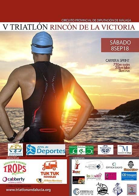Triatlón Rincón de la Victoria 2018