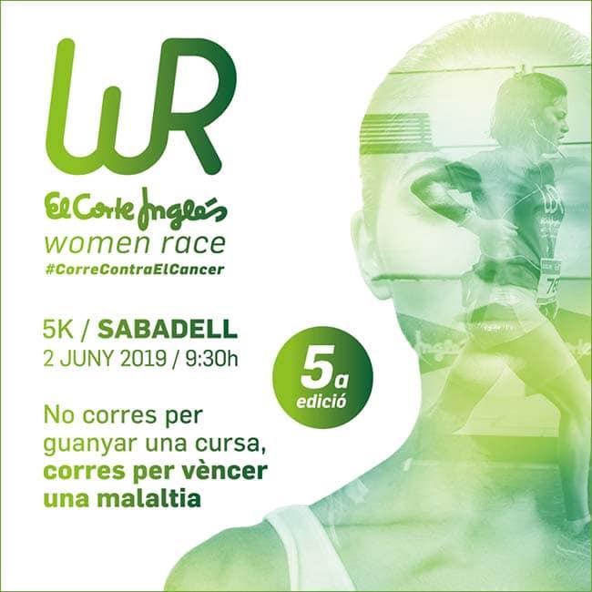 Women Race El Corte Ingles Sabadell 2019