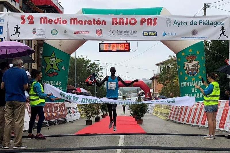 Clasificaciones Medio Maraton Bajo Pas 2018