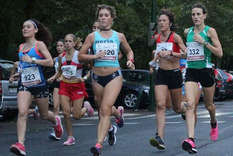 Clasificaciones Carrera de la Mujer Córdoba 2018