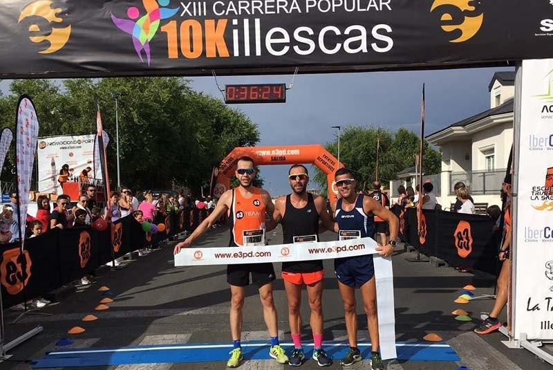 Clasificaciones 10K Illescas 2018