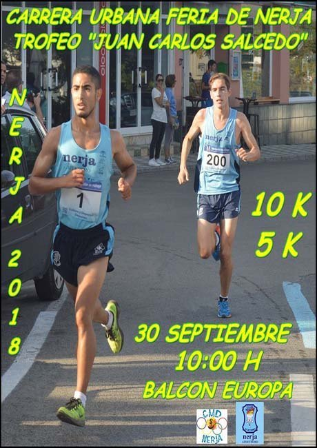 Carrera Popular Feria de Nerja 2018