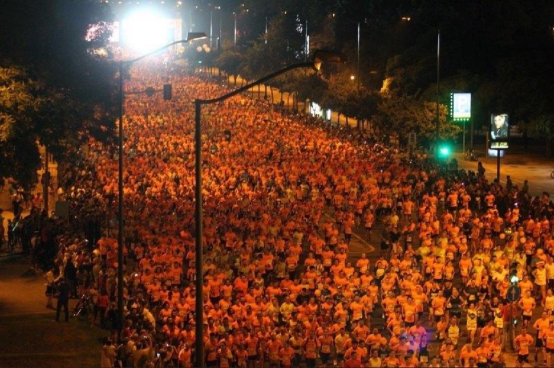 Carrera Nocturna del Guadalquivir 2018