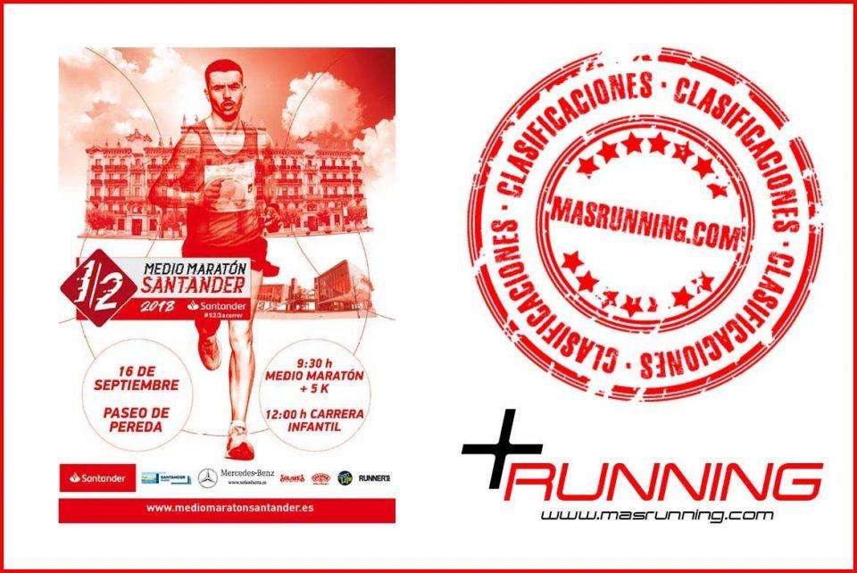 resultados Medio Maraton Santander 2018