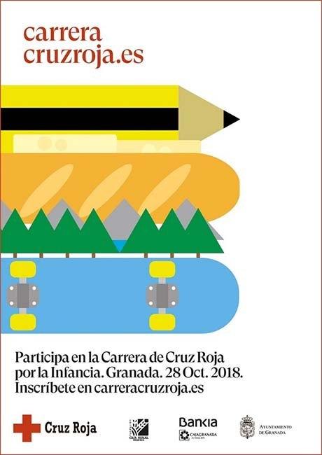 Carrera Cruz Roja Granada 2018