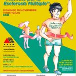 Carrera Popular Muévete por la Esclerosis Múltiple 2018