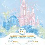 Carrera solidaria Actívate por la Diabetes 2018 Valencia