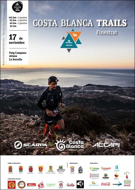 Costa Blanca Trails 2018