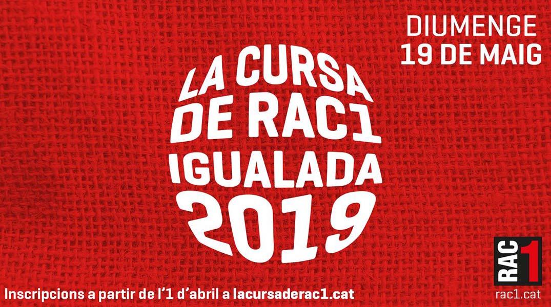 Cursa de Rac1 Igualada 2019