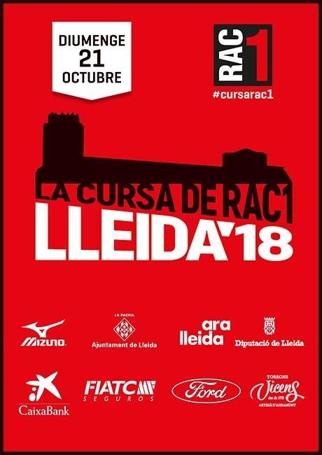 Cursa de Rac1 Lleida 2018