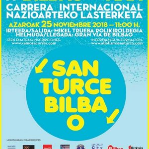 Carrera Internacional Desde Santurce a Bilbao