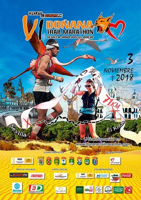 Doñana Trail Marathon 2018