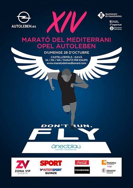 Maratón del Mediterraneo 2018
