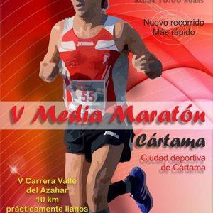 Media Maratón Ciudad de Cártama 2018