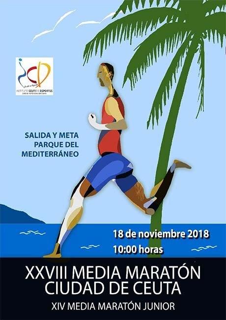 Media Maratón Ciudad de Ceuta 2018