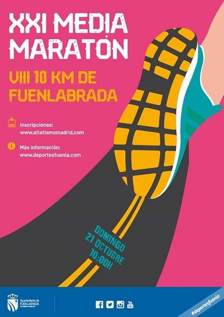 Media Maratón de Fuenlabrada 2018