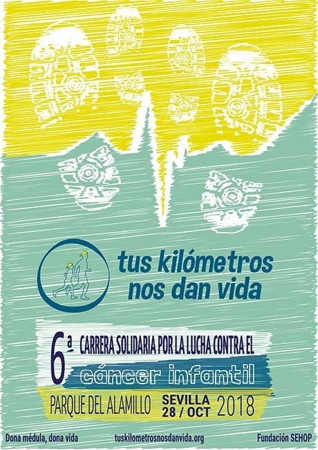 Carrera Solidaria Tus Km Nos Dan Vida 2018