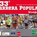 Carrera Popular El Corte Inglés Las Palmas de Gran Canaria 2018