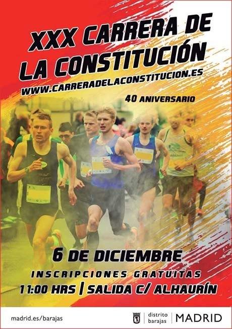 Carrera De La Constitución 2018