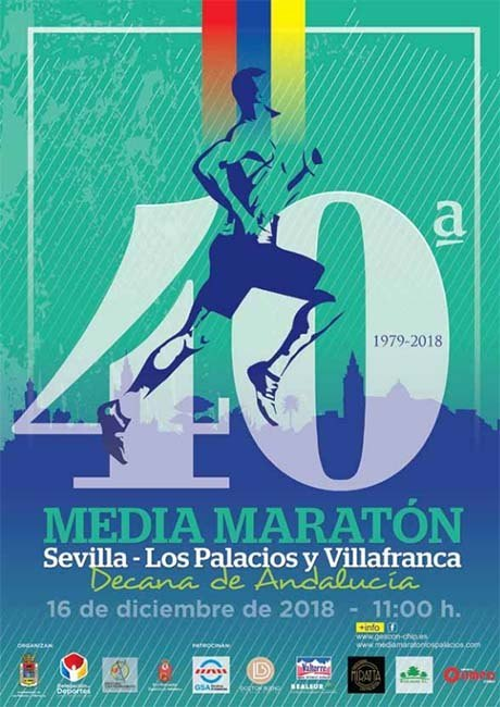 Media Maratón Sevilla - Los Palacios 2018