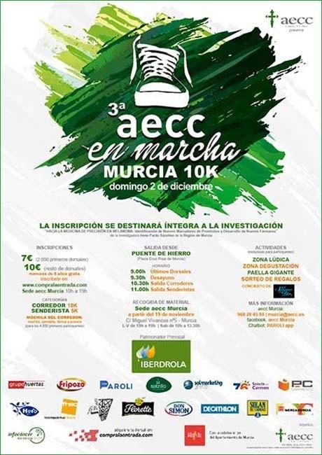 AECC En Marcha Murcia 2018